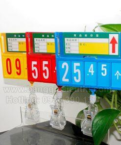 bảng giá siêu thi chân kẹp- banggiasieuthi.com