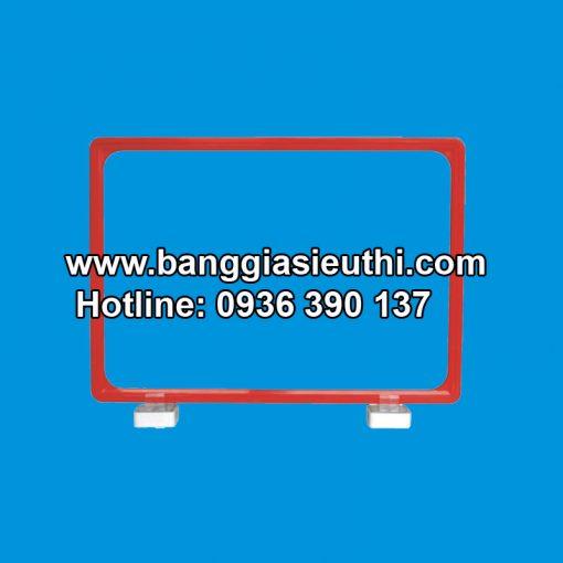kẹp bảng giá siêu thị đế nam châm- banggiasieuthi.com