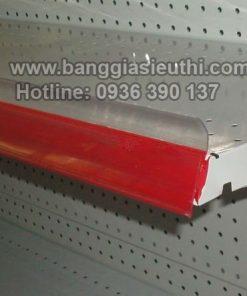 nẹp ốp kệ siêu thị- banggiasieuthi.com